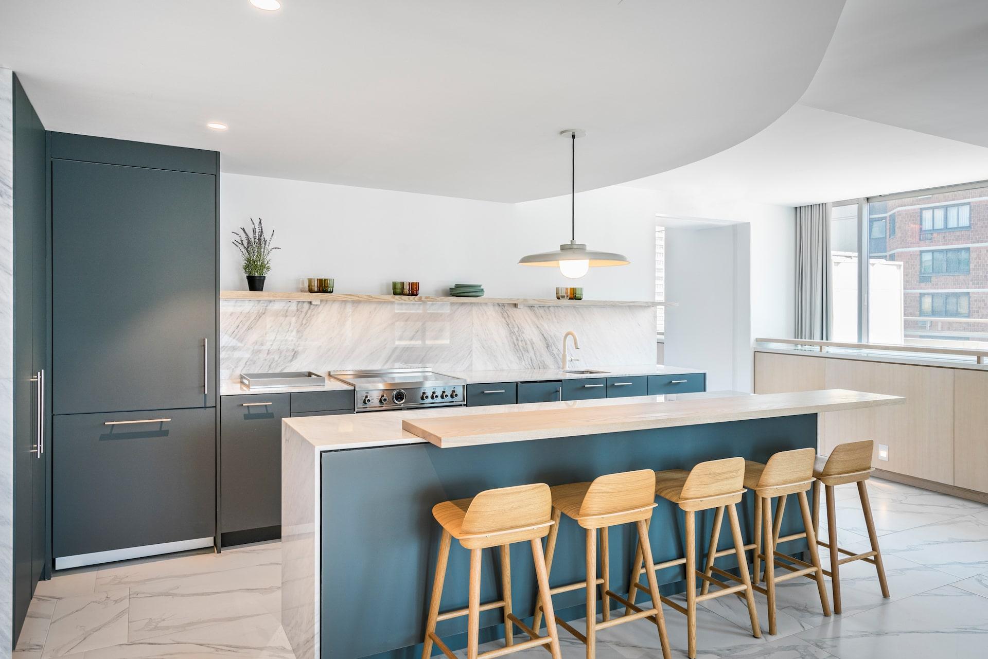 101 West End Avenue Amenities kitchen